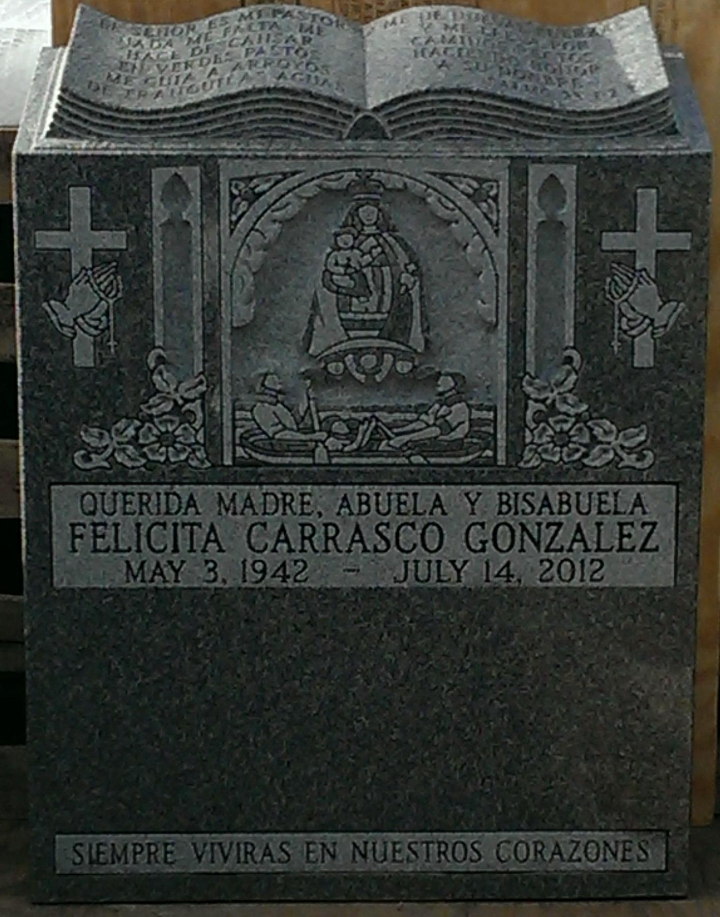 F. Gonzalez