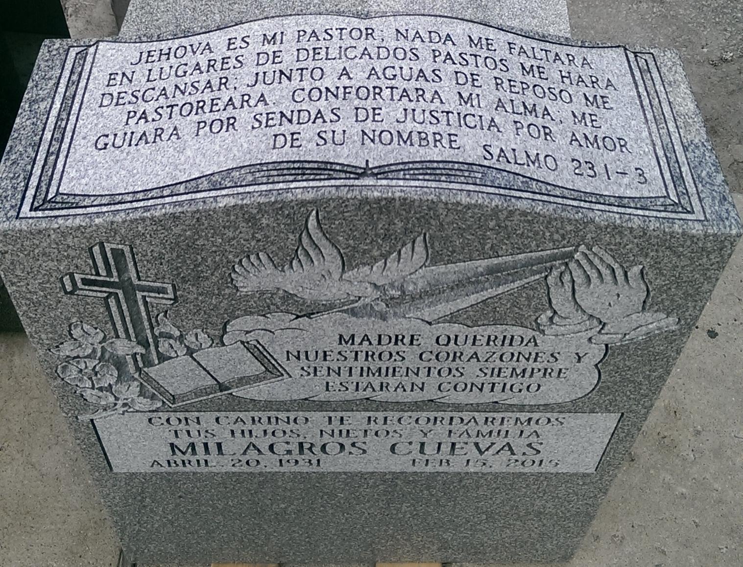 M. Cuevas