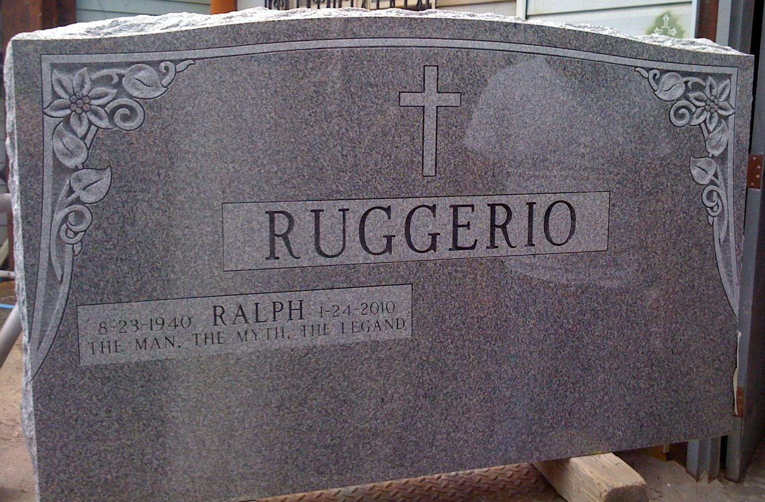 R. Ruggerio
